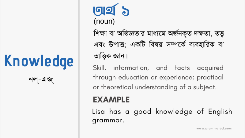 knowledge-meaning-in-bengali